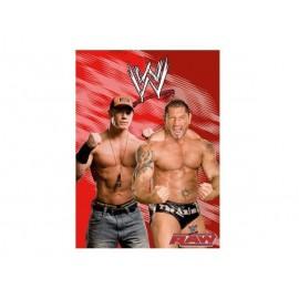 Grande Plaid Polaire WWE