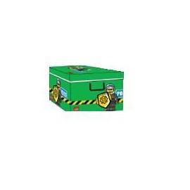 Petite Boîte de Rangement Lego avec Poignées Triple Epaisseur