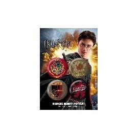 Badge Pack Harry Potter Captain