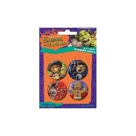 Badge Pack Shrek 3