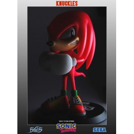 Sonic Figurine en PVC 13 cm Knuckles