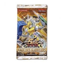 Booster Yu Gi Oh Rage des Guerriers