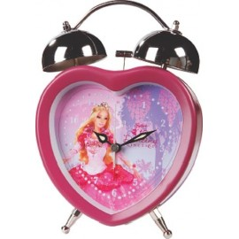 Réveil Barbie