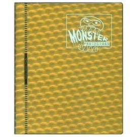 Monster Protectors Binder Portfolio 2 cases 16 pages A6 Or
