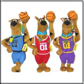 Peluche Scooby Doo Basketeur