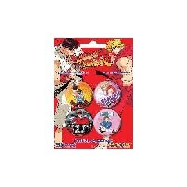 Badge Pack Street Fighter