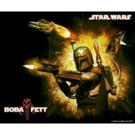Tapis de Souris Star Wars Bobafett