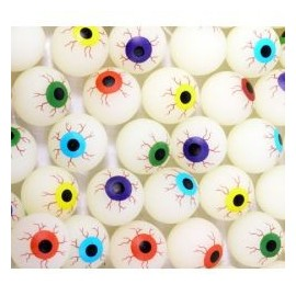 Balle Rebondissante Oeil du Mal