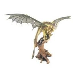 Le Vol du Dragon - Dragon Vert sur Arbre