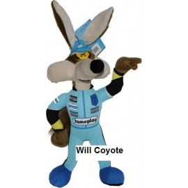 Peluche Will Coyote 50 cm