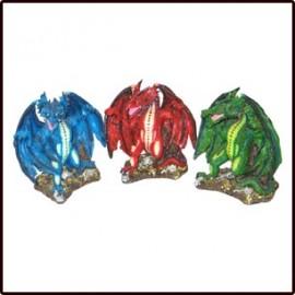 Dragon Ailes Ouvertes