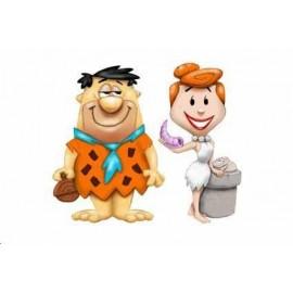 TV Set Wilma et Fred PierreaFeu