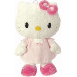 Peluche Housse Pyjamas Hello Kitty