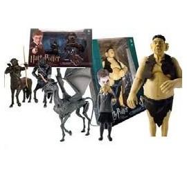 3 Figurines Creatures Magiques Harry Potter