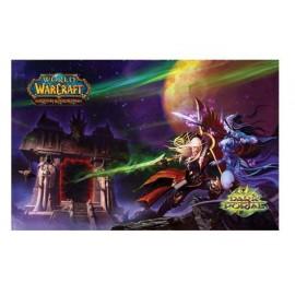World of Warcraft Tapis de Jeu A Travers la Porte des Ténèbres