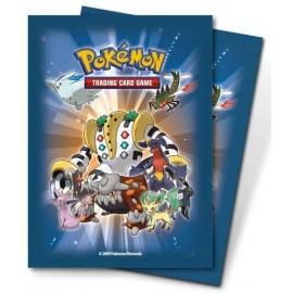 Protège Cartes Pokémon Générique III (x50)