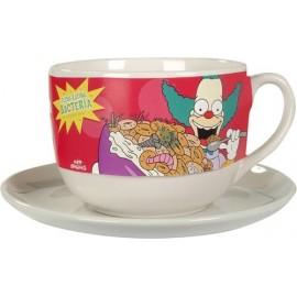 Tasse et Sous Tasse Simpson