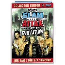 Classeur Slam Attax Evolution