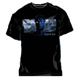 Tee Shirt Homme Avatar Jack Night Taille S