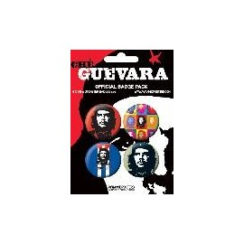 Badge Pack Che Guevara