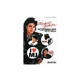 Badge Pack Michael Jackson Bad