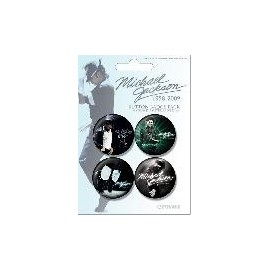 Badge Pack Michael Jackson Blue