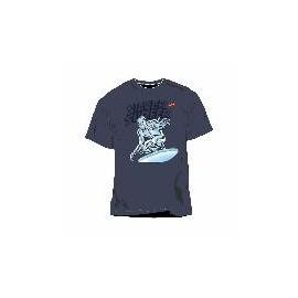 T-Shirt Le Surfeur d'Argent Taille L