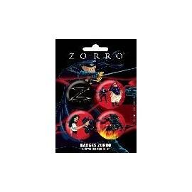 Badge Pack Zorro
