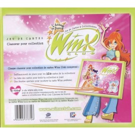 Album Winx Club pour Cartes