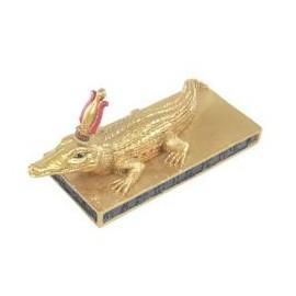 Sobek Dieu Crocodile