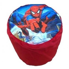 Pouf Gonflable Spiderman