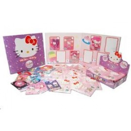 Album pour Cartes de Collection Hello Kitty