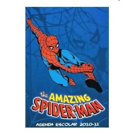 Agenda Scolaire 2010-11 Spiderman
