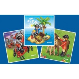 Coussin Playmobil