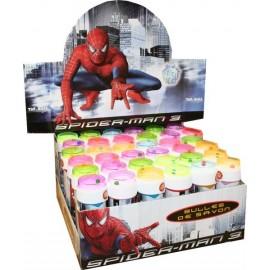 Présentoir de 36 Bulles de Savon Spiderman