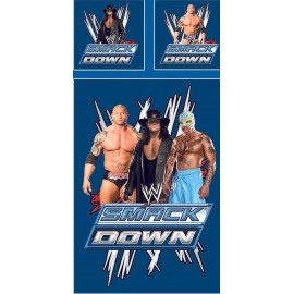 Parure WWE Smack Down Blue