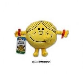 Peluche Mr Mme - Mme Bonheur
