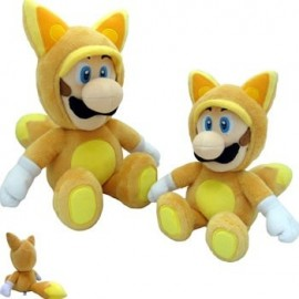 Peluche Fox Luigi 33 cm