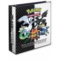 Classeur Pokémon A4 Black & White