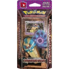 Starter Pokémon Explorateurs Obscurs Zoroark