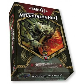 Neuroshima Hex Extension : Babel 13