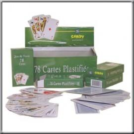 Présentoir de 12 Jeux de Tarot