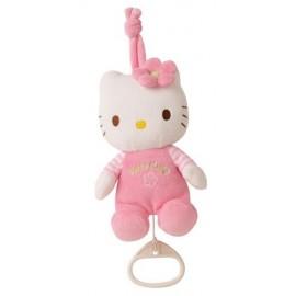 Hello Kitty avec Boite à Musique