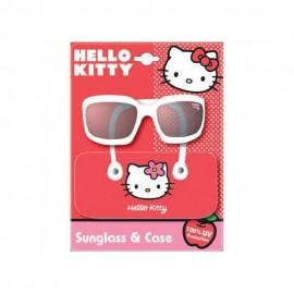 Lunette de Soleil Hello Kitty + Etui