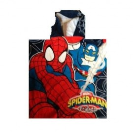 Poncho Marvel Spiderman & Friends