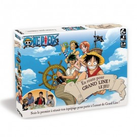 One Piece En route pour Grandline