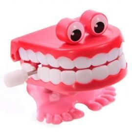 Jouet à Mécanisme Claquement de Dent