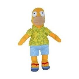 Peluche Simpson Homer Hawaï