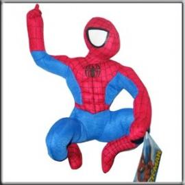 Peluche Spiderman Accroupi