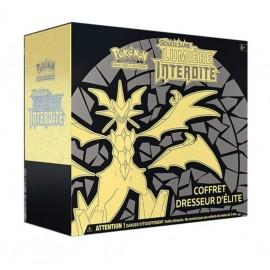 Coffret Dresseur D'Elite Pokemon Lumière Interdite